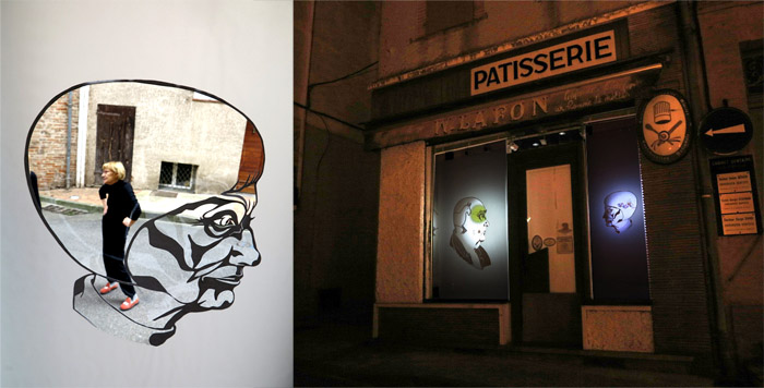 holons de Garonne, rue G. Péri à Verdun/ Garonne - juin 2014